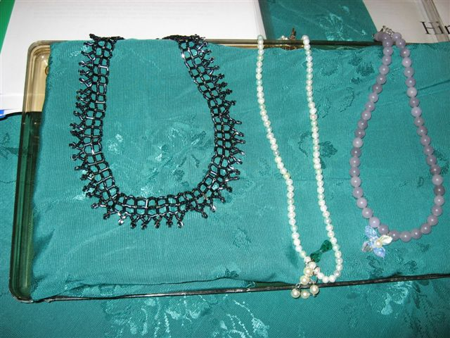 Bronwen of Hindscroft- Necklaces