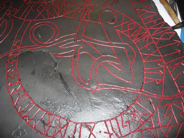 Bjorn inn Gauzki- 11th Century Uppland-style runestone