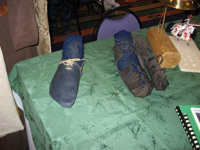 Renee Nix of Livingstone- Shoes